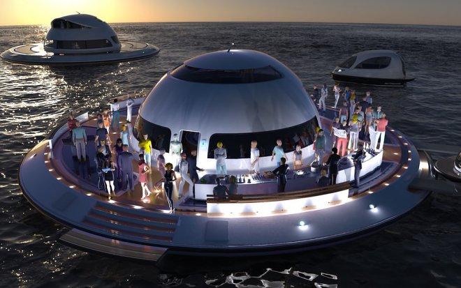 Mini Yacht UFO 2.0