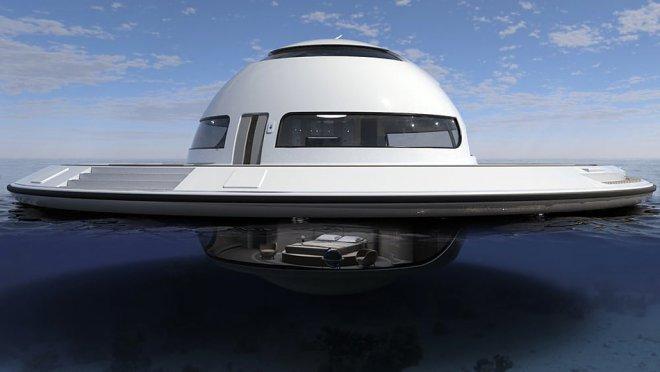 Yacht-House UFO