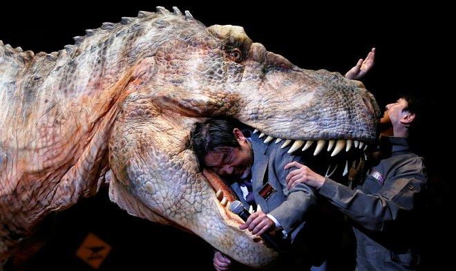 Dino-A-Live