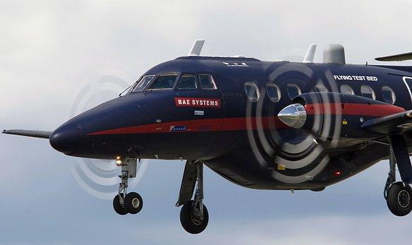 BAE Systems Jetstream 31