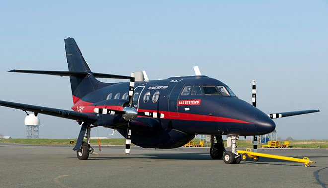BAE Systems Jetstream 31