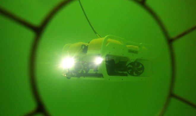 Underwater GLONASS