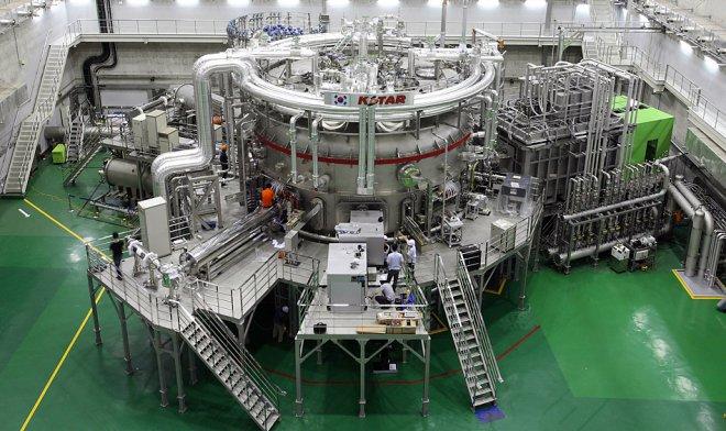 Реактор KSTAR