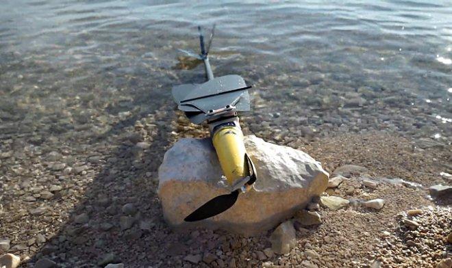 Беспилотник AquaMav