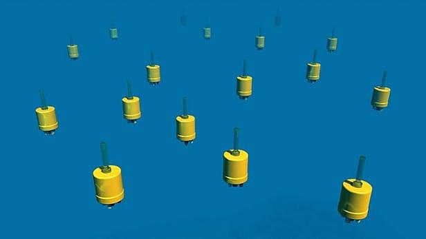 Robotic plankton