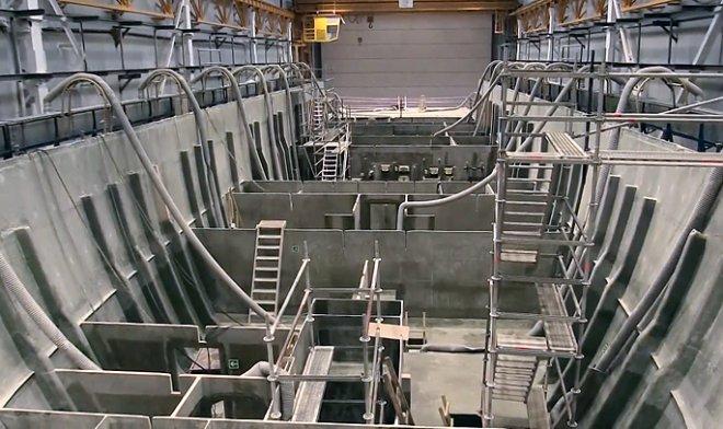 Fiberglass Enclosure