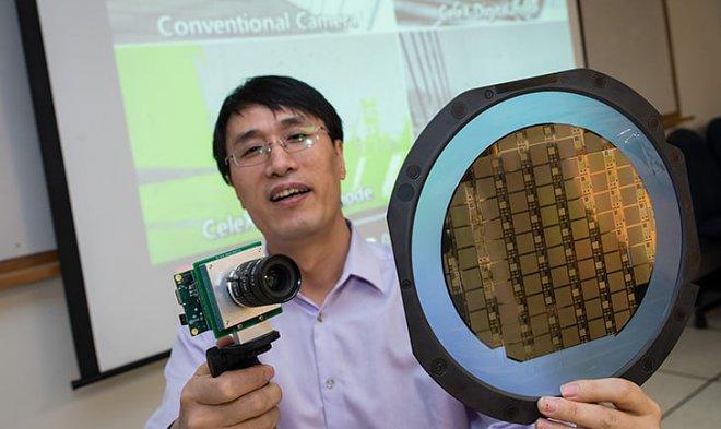 Ultra-fast Celex camera
