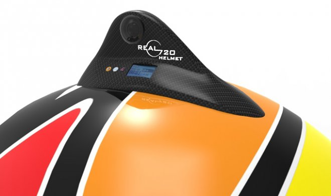Real720Helmet Helmet Camera