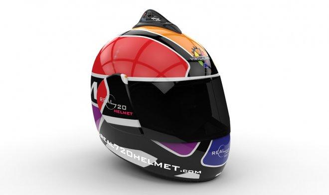 Real720Helmet Helmet Camera