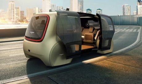 Беспилотный автомобиль Sedric
