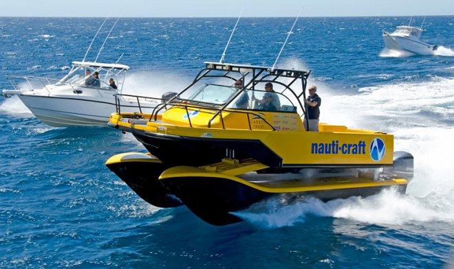 Boat Nauti Craft