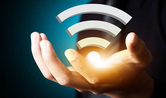 Light Wi-fi