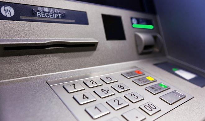 ATMs under threat