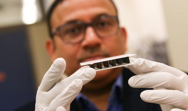 New thermoelectric material