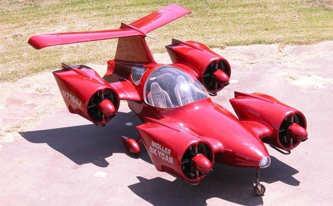 Skycar M 400