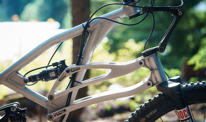 Leverage Bike
