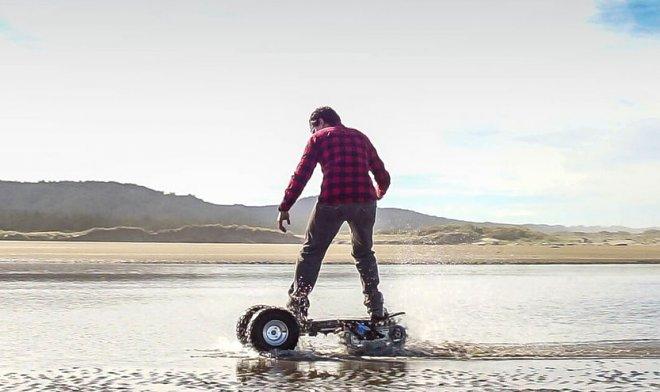 Off-road skate