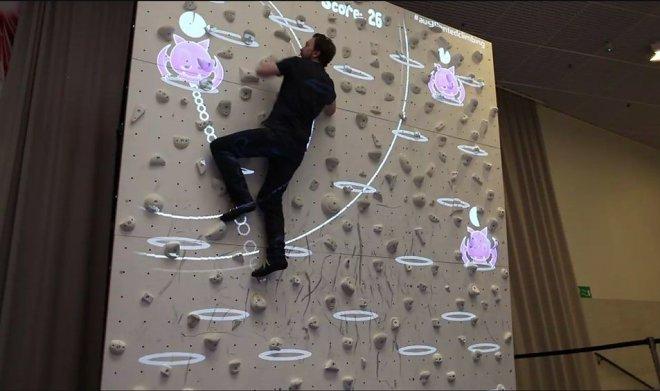 Augmented Climbing