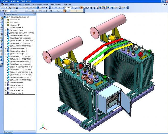Трансформатор с полупроводниковым преобразователем