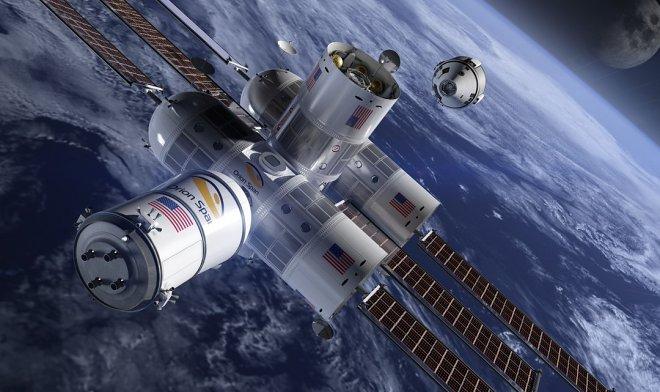 Космический отель Orion Span