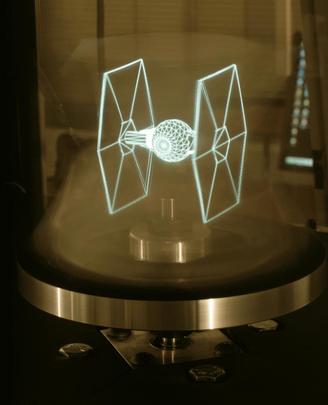 3D-голограмма