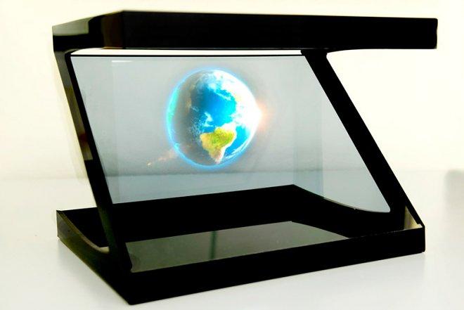 проектор голограмм