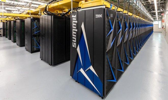 Суперкомпьютер Summit