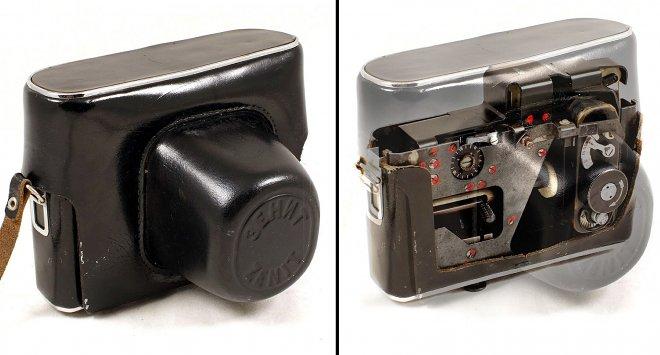Советская шпионская камера