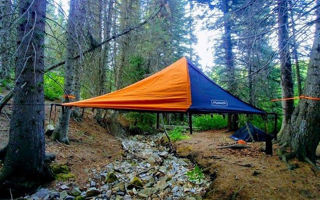Палатка Bivymok