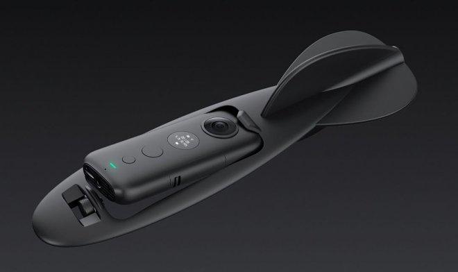 Экшн-камера Insta360 One X для съемки трюков