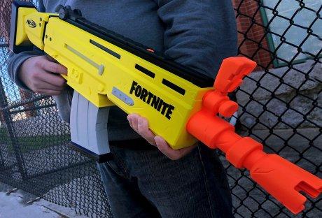 Как сделать самодельную винтовку 472