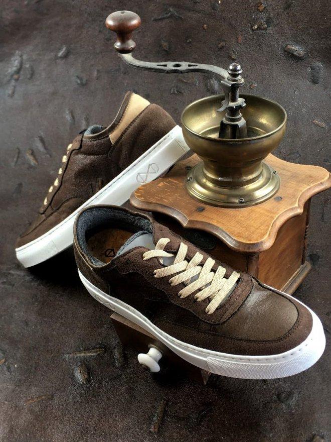 e72855be Компания nat-2 создала кроссовки из переработанного кофе | Техкульт