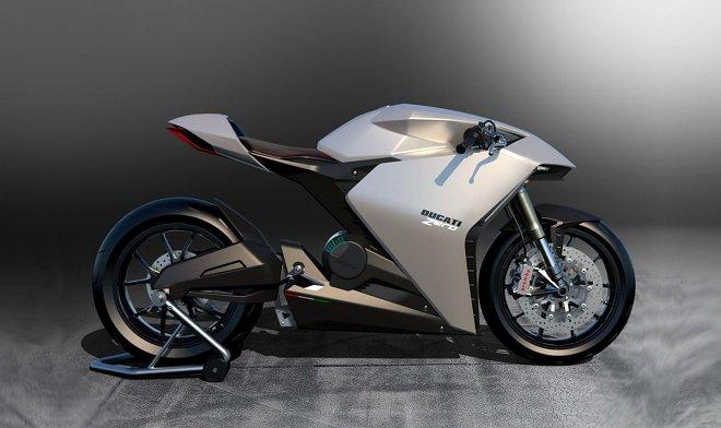 Ducati готовит экспансию на рынок электрических мотоциклов
