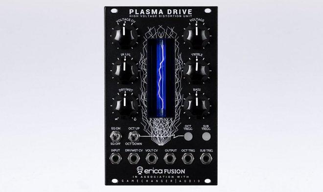 Синтезаторный модуль Plasma Drive добавит в музыку настоящие молнии