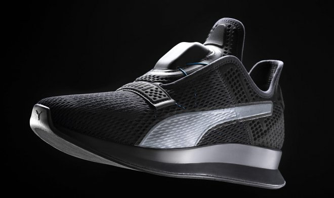 543abf4d Puma представила кроссовки Fi с автоматической шнуровкой