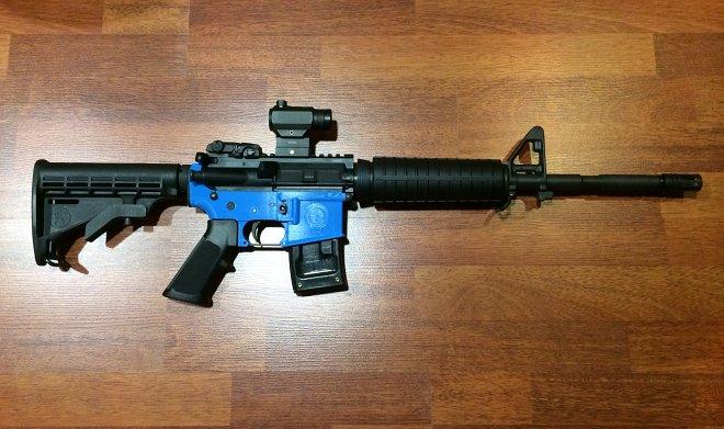 Американец получил 8 лет тюрьмы за напечатанную на 3D-принтере винтовку