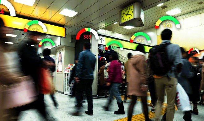 Жители Китая ощутили первые последствия введения системы социального рейтинга [В мире]