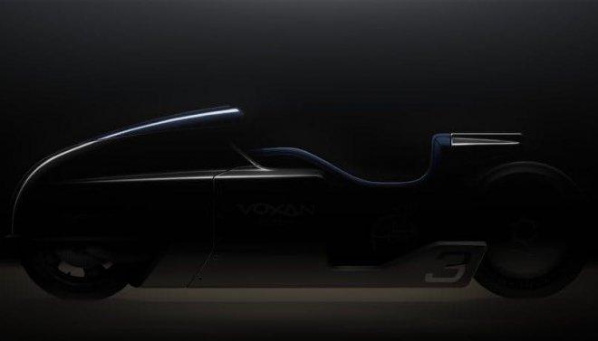 Voxan и Макс Бьяджи готовят новый мировой рекорд скорости среди электробайков