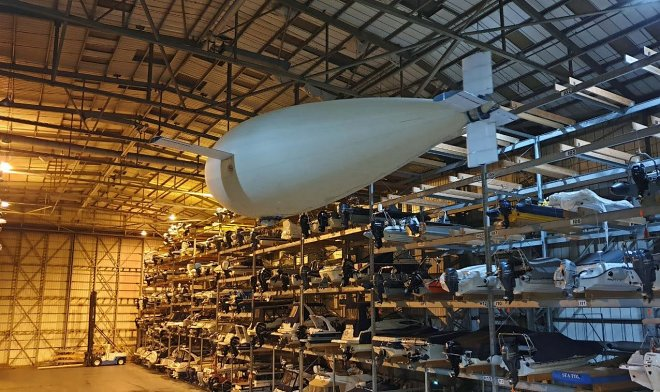 Phoenix — первый в мире воздушный аппарат, который летает как рыба