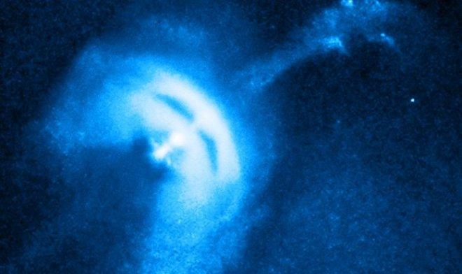 Русские ученые записали музыку космических пульсаров