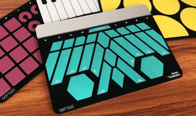 Необычный интерфейс Morph дает уникальные возможности геймерам и музыкантам
