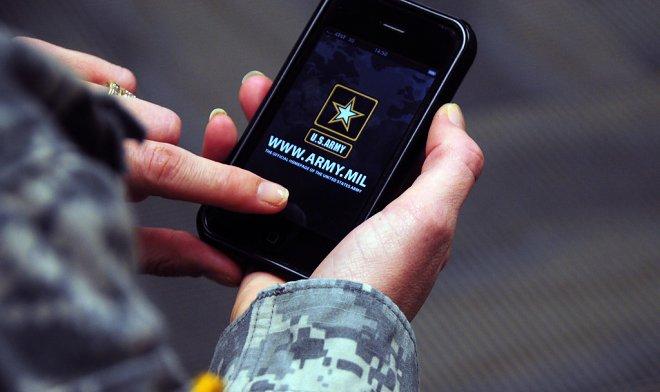 Американские военные не знают, сколько у них сайтов