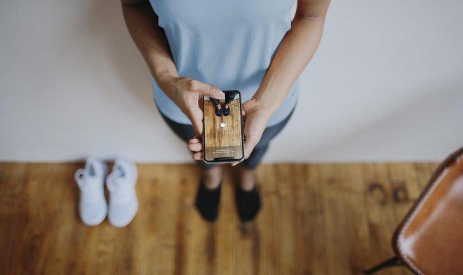 Nike Fit поможет подобрать идеальную обувь с помощью смартфона