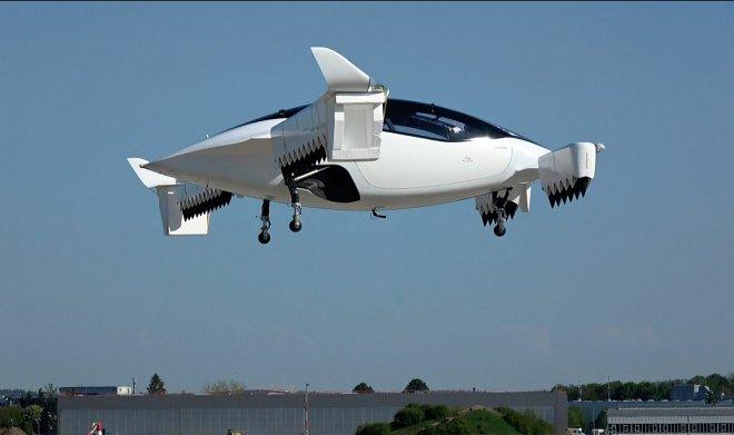 Воздушное такси Lilium совершило первый серьезный полет