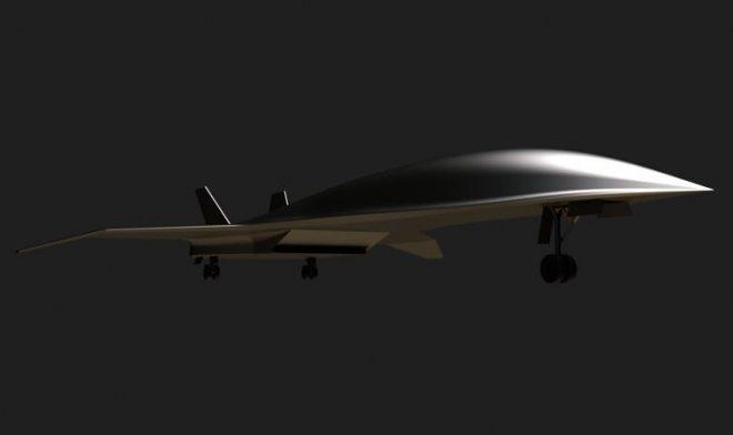 Американская компания Hermeus объявила о намерении создать самый быстрый самолет в мире