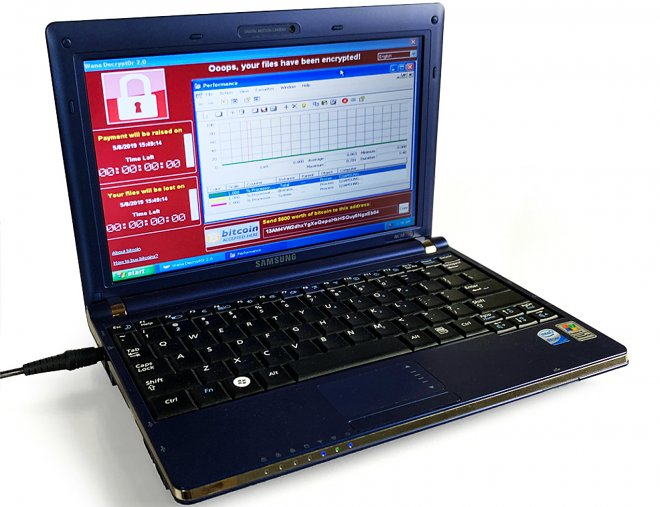 Самый опасный ноутбук в мире продан за 1,3 миллиона долларов