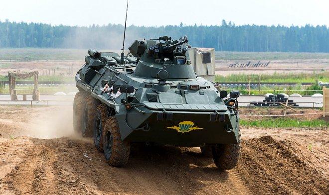 Броня из металлической пены сделает боевые машины легче и подвижнее