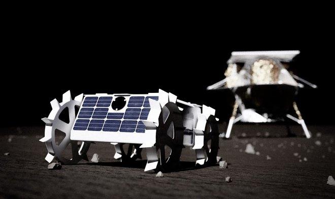 Первый в истории американский робот-луноход отправится на Луну в 2021 году