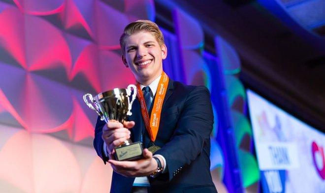 Школьник из штата Алабама выиграл чемпионат мира по PowerPoint