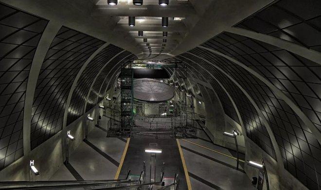 Подземный бункер